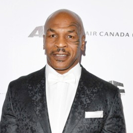Mike Tyson. Mantella Corporation was Honoured to be the Leading Sponsor for the TIFF kick off AMBI Gala 2016 raising 1.4 million dollars for Children's Aid Foundation and U for Change…