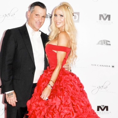 CEO of Mantella Corporation Robert Mantella and AMBI GALA Chair Sylvia Mantella.