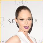 Coco Rocha at the 2015 CAFA