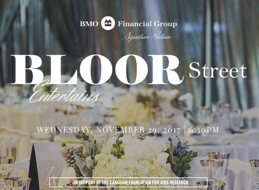 Bloor Street Entertains