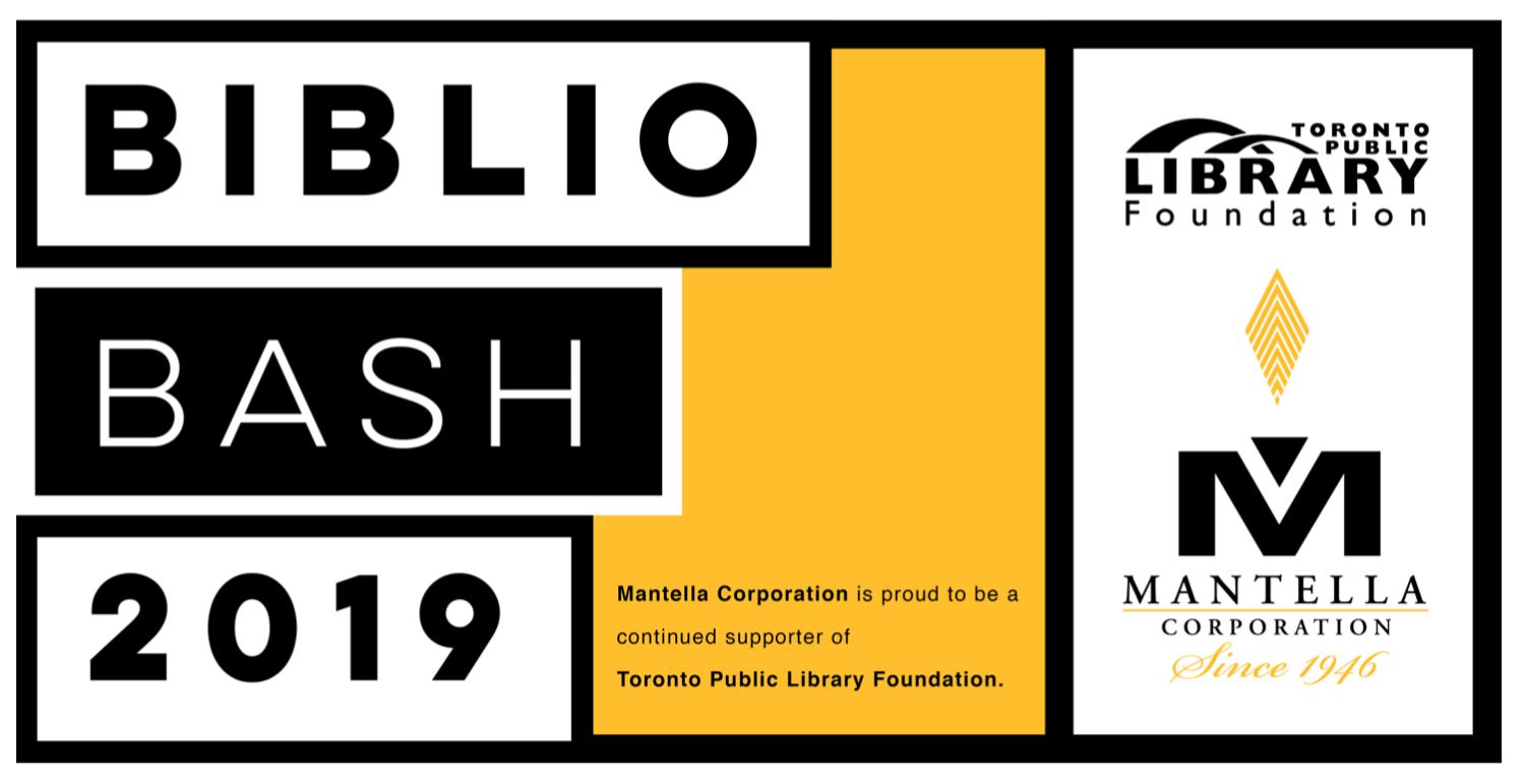 Biblio Bash 2019