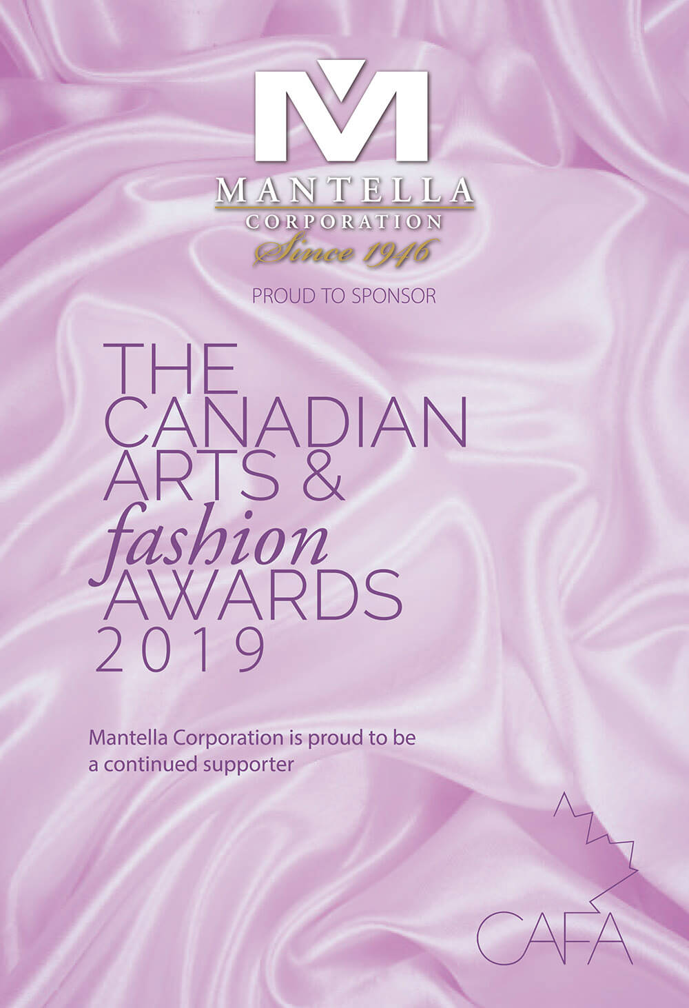 Canadian Arts Fashion Awards