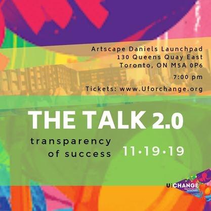 U for Change: The Talk 2.0