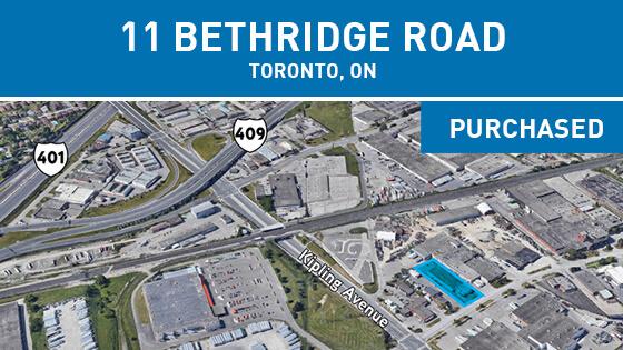 11 Bethridge Road