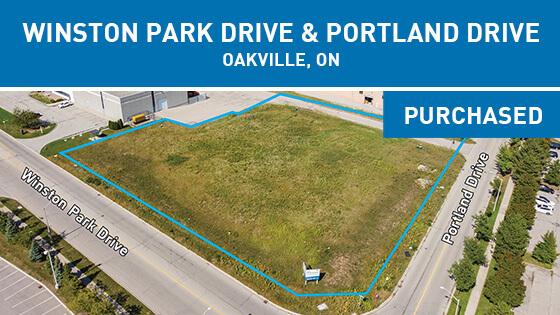 Winston Park Drive & Portland Drive