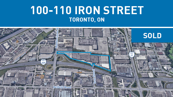 100-110 Iron Street