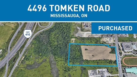 4496 Tomken Road
