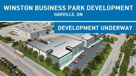 Winston Business Park Development